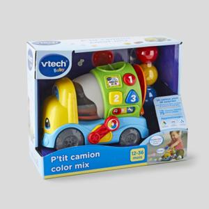 Vtech P'tit Camion color mix