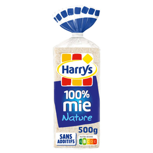 Harrys Pain 100% Mie Nature 500g
