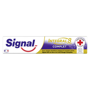 Signal Dentifrice Integral 8 Complet 75ml