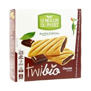 [Par Naturalia] Moulin Du Pivert Twibio Chocolat Noir 150G Bio