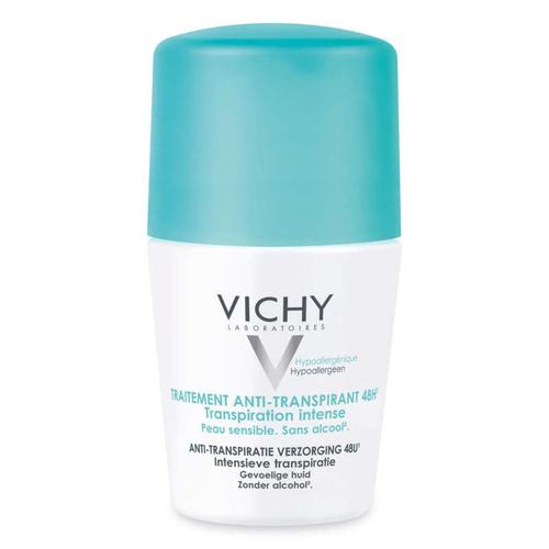 [Para] Vichy Déodorant Anti-Transpirant 48H Roll-On 50ml