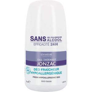 [Para] Jonzac Déodorant Fraîcheur Hypoallergénique 50ml