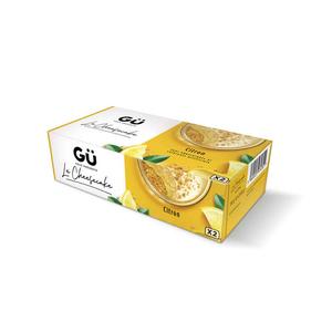 GÜ Cheesecake Acidulés au Citron d'Espagne 2x90g.