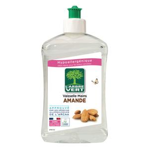 L'Arbre Vert Liquide Vaisselle & Mains Ecologique  Amande  500ml