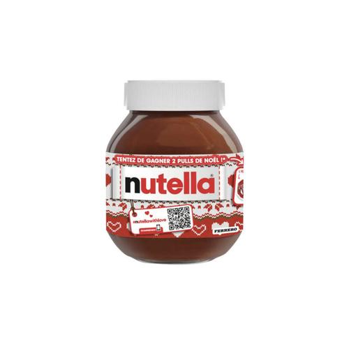 Nutella Pâte à tartiner pot 825g