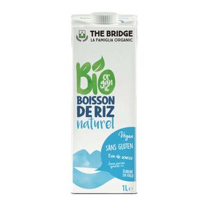 [Par Naturalia] The Bridge Boisson Au Riz Nature 1L Bio