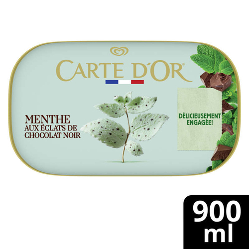 Carte D'or Glace Menthe 900ml