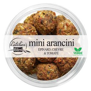 Atelier Blini Mini Arancini Veggie 110g