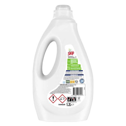 Skip Lessive Liquide Active Clean 1.2 L 1,2l.