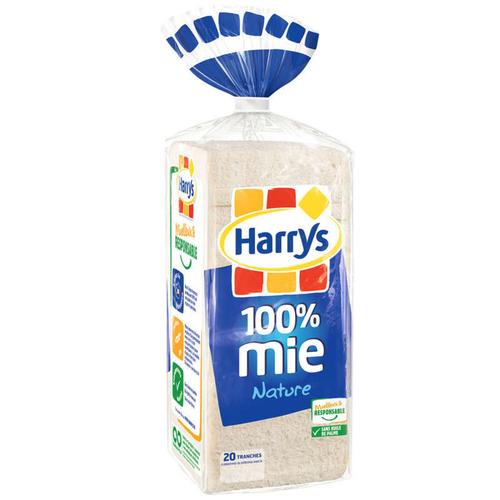 Harrys Pain 100% Mie Nature 500g