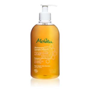 [Para] Melvita shampooing pamplemousse et miel 500ml