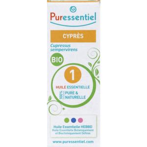 [Para] Puressentiel huile essentielle cyprès bio 10ml