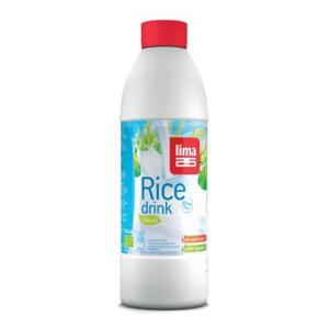 [Par Naturalia] Lima Boisson Au Riz Rice Drink Natural 1L Bio
