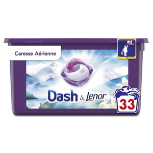 Dash Pods Caresse Aerienne 33D