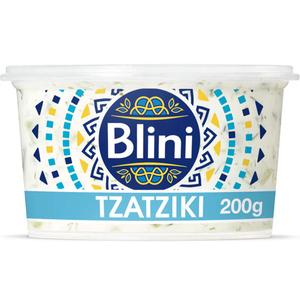 Atelier blini tzatziki le pot de 200 g.