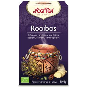 [Par Naturalia] Yogi Tea Yogi Tea Rooibos - 17 Infusions Bio