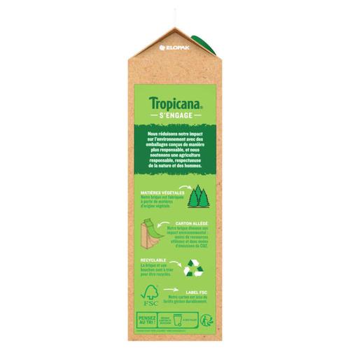 Topicana Bio Jus de Pomme Pack 85cl
