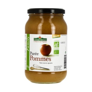 [Par Naturalia] Coteaux Nantais Purée Pommes Demeter Sans Sucres Format Family 915G Bio