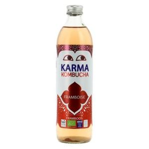 [Par Naturalia] Karma Kombucha Framboise 50Cl Bio