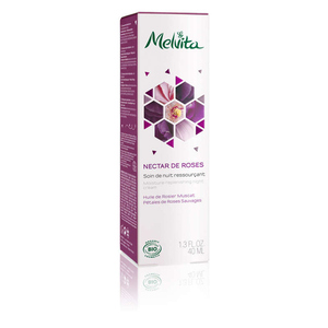 [Para] Melvita Soin de Nuit Ressourçant au Nectar de Roses Bio 40ml.