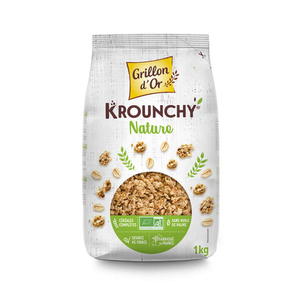 [Par Naturalia] Grillon D'Or Krounchy Nature 1Kg Bio