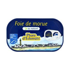 [Par Naturalia] Phare D'Eckmuhl Foie De Morue Au Naturel Msc 121G