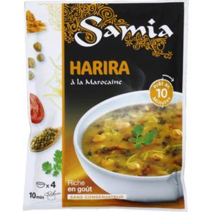 Samia Soupe Harira Halal 110g