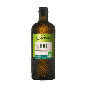 Carapelli Huile d'Olive Vierge Extra Bio Classique 750ml