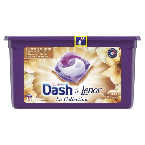 Dash Pods Souffle Precieux 32D