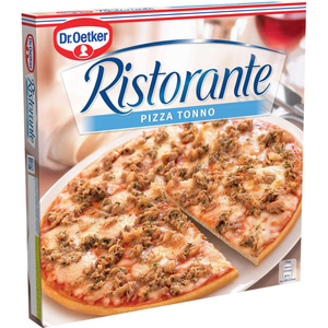 Dr.Oetker Ristorante pizza surgelée au thon 385g
