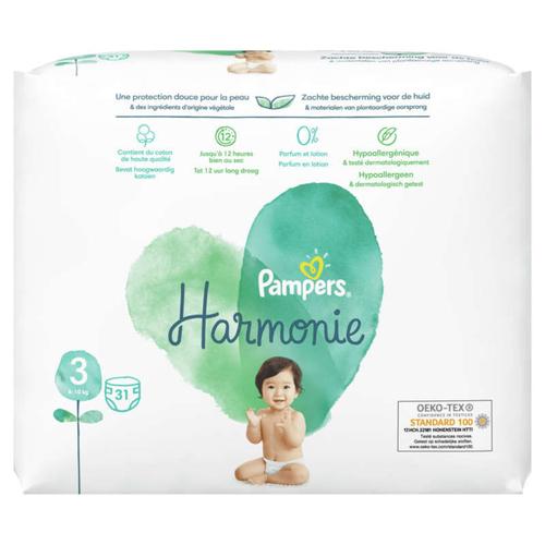 Pampers Harmonie Geant T3X31