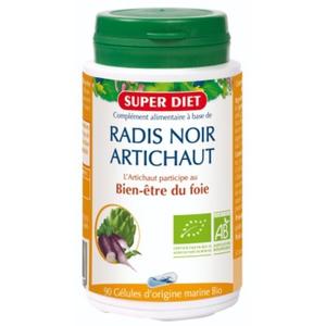 [Para]Super Diet Radis Noir Artichaut Bio Digestion Gélule x90