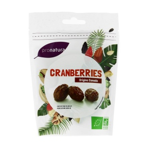 [Par Naturalia] Pronatura Cranberries 125G Bio