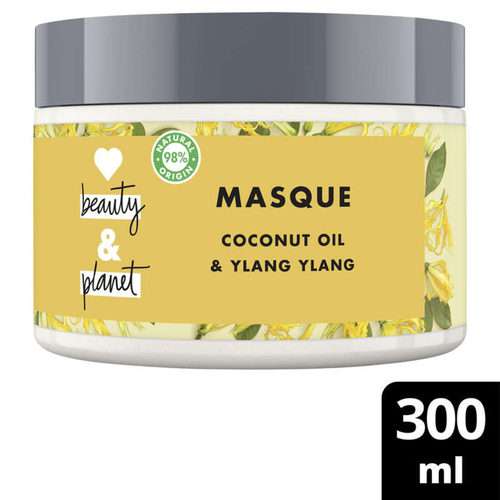 Love Beauty And Planet Masque Cheveux Oasis Réparatrice 300ml