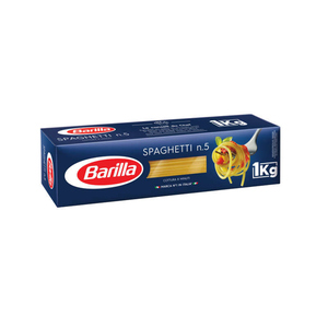 Barilla Pâtes Spaghetti n°5 1kg