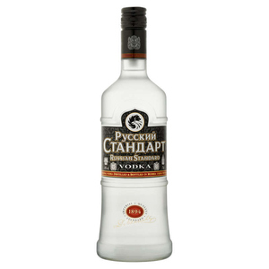 Russian Standard Vodka, 40% Vol. 70cl.