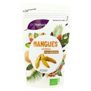 [Par Naturalia] Pronatura Mangues Séchées Côte D'Ivoire 125G Bio