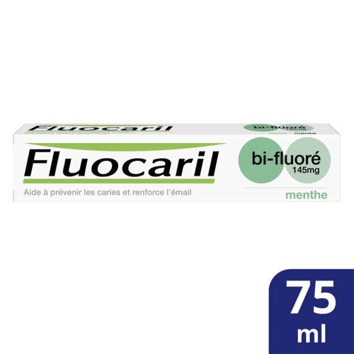 [Para] Fluocaril Dentifrice Menthe Bi-Fluoré 145mg 75ml