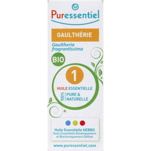 [Para] Puressentiel huile essentielle gaulthérie bio 10ml