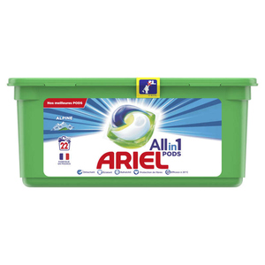 Ariel Pods Alpine 22D