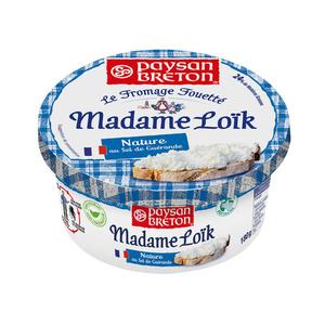 Paysan Breton Mme Loïc Fromage fouetté 180g.