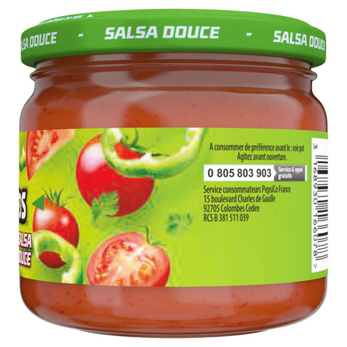 Doritos Sauce Salsa Douce 280g