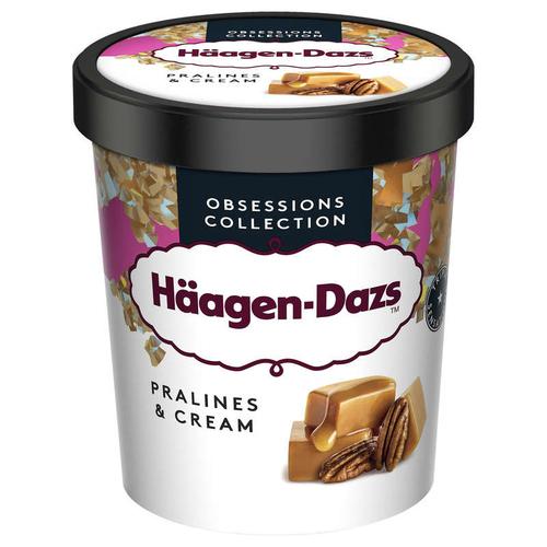 Haagen Dazs Pralines and cream Prem 400g