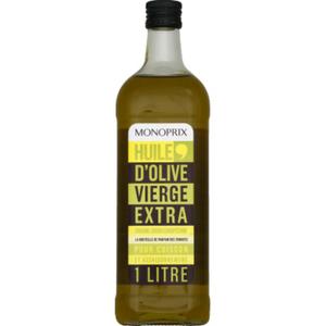 Monoprix Huile d'olive vierge extra 1L