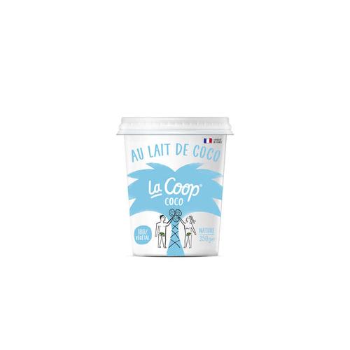 La Coop Coco dessert Végétal Lait de Coco 350g