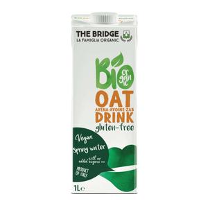[Par Naturalia] The Bridge Boisson à l'avoine sans Gluten Bio 1L