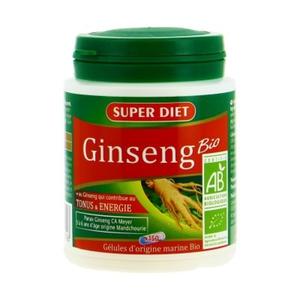 [Para] Super Diet Complément alimentaire à base de Ginseng Bio 150 gélules