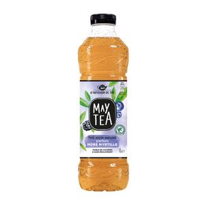 Maytea thé parfum mure myrtille bouteille 1L.