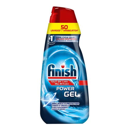 Finish Gel Vaisselle Brillance & Protection 1l.