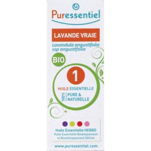[Para] Puressentiel huile essentielle lavande vraie 10ml